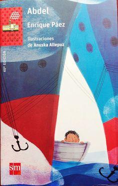 A PARTIR DE 9 AÑOS. Abdel es un joven tuareg nómada que un buen día ve cómo su vida cambia: su padre Yasir decide emigrar a España en busca de un destino mejor; pero el viaje se ve envuelto en dificultades y la estancia en España no es tan idílica como la pinta la televisión. Una novela realista que aborda el espinoso tema de la inmigración ilegal. http://absys.asturias.es/cgi-abnet_Bast/abnetop?SUBC=03240103&ACC=DOSEARCH&xsqf99=2015+abdel+paez