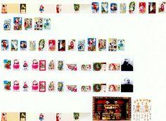 Christmas cards and printies