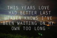 This Years Love - David Gray