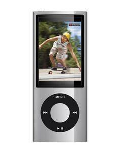 Apple iPod nano Lettore MP3 con fotocamera 16 GB, colore: Nero
