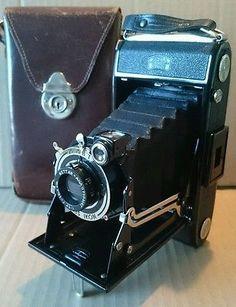 Classic Ebony Cameras