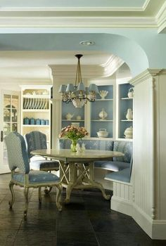Beautiful Banquette (Inspiration Only)