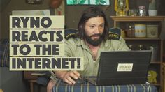 RYNO REACTS TO THE INTERNET!