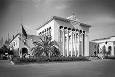 Павильон Грузинской ССР на ВСХВ / Pavilion of Georgian SSR on the All-Union Agricultural Exhibition А. Г. Курдиани, Г. А. Лежава / A. G. Kurdiani, G. A. Lezhava 1939 Снесен в 1965 году / Demolished in 1965