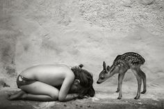 """""""La Famille"""" is a beautiful photo series by photographer and father Alain Laboile, in which he captured precious moments of childhood of his family and kids. Intimate Photography, Children Photography, Animal Photography, Family Photography, Portrait Photography, Photography Series, Magical Pictures, Amazing Photos, Beautiful Pictures"""