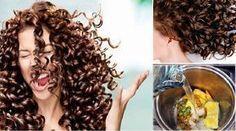 No creerás lo fácil que es tener el cabello rizado con este tratamiento, además lo hace creer al extremo.