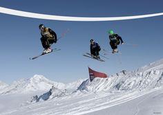 Swiss Olympic Skicross !