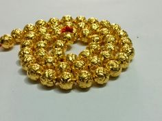 Handmade Nakshi Bead