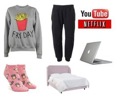 """Lazy Day"" by ava-in-wonderland on Polyvore featuring interior, interiors, interior design, home, home decor, interior decorating, adidas Originals, Adolescent Clothing, Forever 21 and Speck"