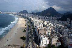Rio de Janeiro 11 (Copacabana Beach 1) - Brazil