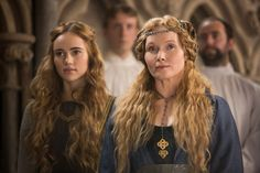 """The White Princess"" on Starz Looks Amazing | Tom + Lorenzo"