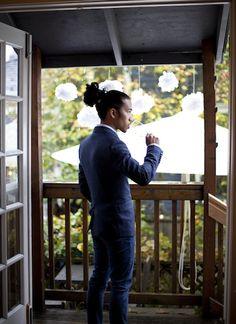 Natalie // Natural Hair Bride | Black Girl with Long Hair Grow Long Hair, Long Curly Hair, Curly Hair Styles, Natural Hair Styles, Asian Dreadlocks, Fashion Business, Hairstyle Look, Afro Punk, Man Bun