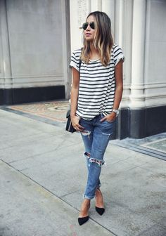 Fashion Inspiration | Striped Style