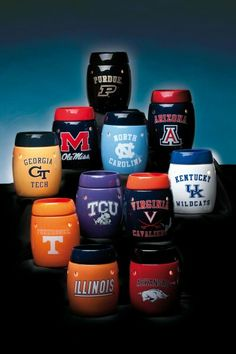 Find your favorite team at www.wicklessglow.scentsy.us
