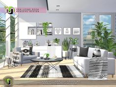 8 best sims 3 living room images sims 3 living room sims cc free rh pinterest com