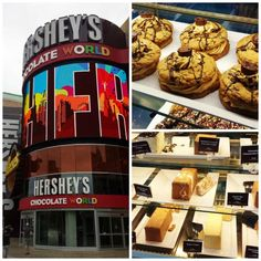 Chocolate lovers will fall in love at Hershey's Chocolate World Las Vegas: Chocolate Lovers Unite In Las Vegas!