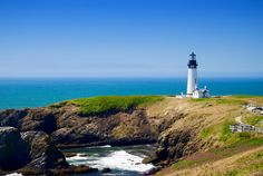 Yaquina Head Lighthouse by Ken McAllister on 500px