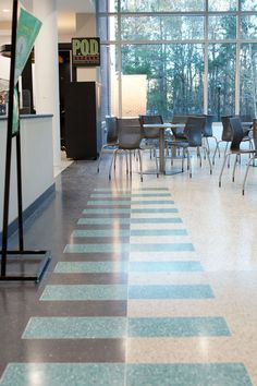Coastal Carolina University, Terrazzo Flooring, School Design, Floors, Video Games, Aesthetics, Warm, Education, Interior Design