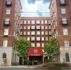 Sheraton Commander Hotel Cambridge Ma Verenigde Staten
