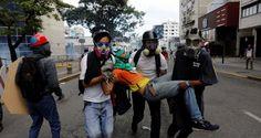 ¡REPRESIÓN HOMICIDA!  37 fallecidos y más de 700 heridos durante protestas en Venezuela
