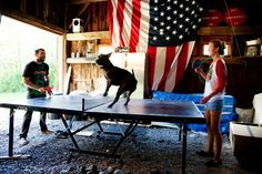 SHANNAN CLICK - MODEL; AND DAN MARTENSEN - PHOTOGRAPHER  AT THEIR HOME - UPSTATE NEW YORK - NOVEMBER 23 2009