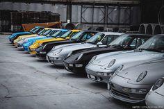 Porsche 993 Photoshoot | Marcel Lech #porsche