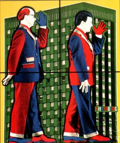 Gilbert and George are two artists who work together as a collaborative duo. Fine Art, Inspiration, Famous Artists, Collaborative Art, Artist, Imagery, Portrait, Book Art, Pop Art
