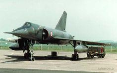 Dassault Mirage IV - Mirage 4P (French Air Force).