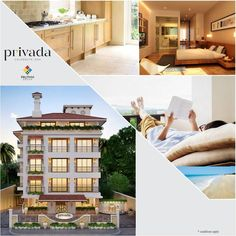 A new way of luxurious living. Invest in Privada, Spanish themed apartments. Earn a fixed annual income and spend 15 days in Goa for free and splurge on your holiday at the best clubs and restaurants at Calangute. For details call +91 9167239292 / +91 7506925757