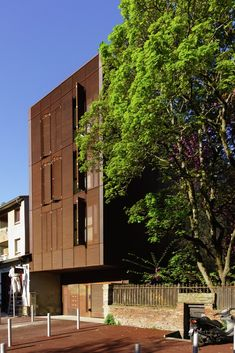 Gallery of Yaoitcha Residence / Taillandier Architectes Associés - 2