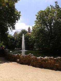 Campo Grande. Valladolid. Spain