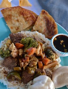 Get ready to serve extra helpings of this beef tenderloin and mixed veggie stir-fry.