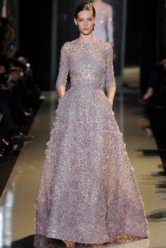 Versailles Garden — beautyiscolor:   Elie Saab Haute Couture...