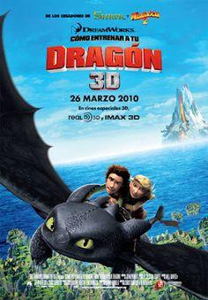 Cómo entrenar a tu dragón - online 2010