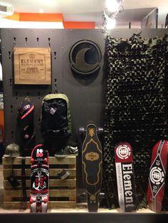 Surf Planet - Skateboarding window. Windsurf & Skate shop in Torbole Lake Garda Italy