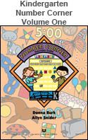 Number Corner Preview - Kindergarten and Grade 1 | Math Learning Center---favorite math resource!