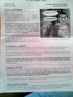 """Quienes """"se rasgan las vestiduras"""" pidiendo respeto, no respetan #CartagoSeRespeta"""