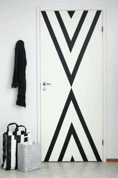 If you're the created type and have a handy roll of gaffer tape laying around, you're only one step away from redecorating your home! Click for more #DIY ideas.
