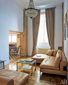 Квартира в высотке на Кудринской площади, 46 м²