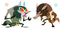 Flooby Nooby: Character Designs by Fabien Mense
