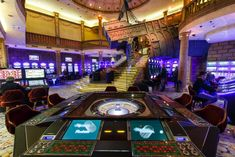 Kasino-Geldpool