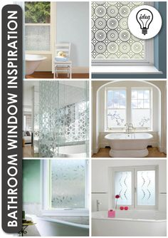 22 Best Bathroom Window Film Ideas