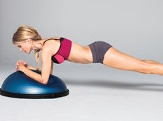 25 Exercises to Do on a Bosu | Wizzed