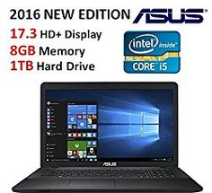 5th Gen Intel Core i5-5200U with Intel HD Graphics 5500 (2.2 GHz Turbo up to 2.7GHz, 3 MB cache, 2 cores)  8GB DDR3L SDRAM 1600 MHz Memo...