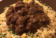 Melt-in-the-mouth beef in Asian aromatic spices.