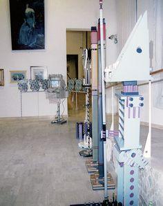 1999- Museo Cassioli, Asciano (Siena)