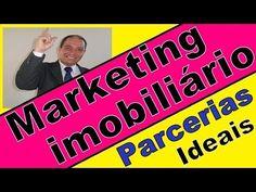 Parcerias ideais, Corretores de imóveis, Palestras Motivacionais, Market...