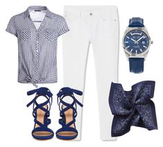 """""""Happy Fifties 2"""" by baggheera on Polyvore featuring mode, MANGO, Gianvito Rossi et SO & CO"""