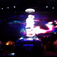 Vj set, Ford mustang party Bogotá