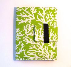 iPad Case iPad Cover iPad Folding Stand in lime by hpfrosting, $40.00